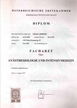 Specialist Diploma